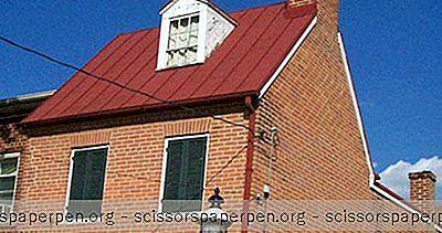 Baltimore, Md Mielenkiintoiset Kohteet: Edgar Allan Poe-Talo Ja -Museo