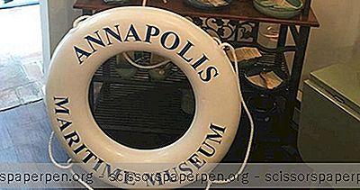 Yang Dapat Dilakukan Di Annapolis, Md: Museum Maritim Annapolis