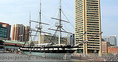 Estados Unidos - Cosas Que Hacer En Baltimore, Maryland: Buques Históricos De Baltimore