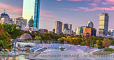 Größte Städte In Massachusetts