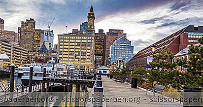Fotowanderungen In Boston