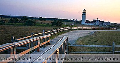Endroits À Visiter Dans Le Massachusetts: Cape Cod National Seashore
