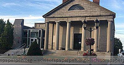 Plymouth, Massachusetts Những Việc Cần Làm: Bảo Tàng Hội Trường Pilgrim