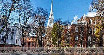 Dinge, Die Man In Boston, Massachusetts, Unternehmen Kann: Old North Church