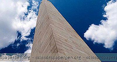 Неща За Правене В Масачузетс: Паметникът На Бункър Хил В Чарлзтаун