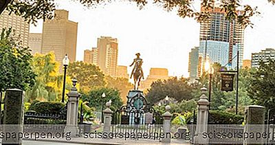 Que Faire À Boston, Dans Le Massachusetts: Boston Common