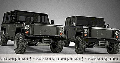 Bollinger Motors - Awesome All Electric Trucks