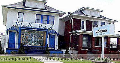 Dinge, Die Man In Detroit Unternehmen Kann: Motown Museum