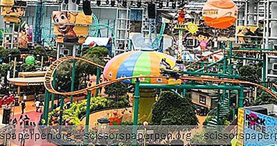 Zatvoreni Zabavni Parkovi: Nickelodeon Universe