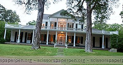 Romantické Pobyty V Mississippi: Bed And Breakfast Linden Antebellum