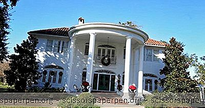 Liburan Romantis Di Mississippi: Oak Crest Mansion Inn