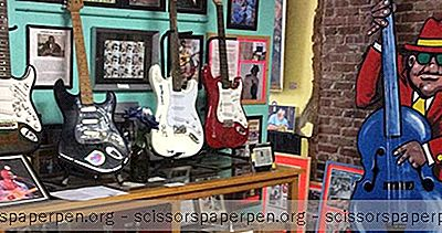 Ting At Lave I Mississippi: Rock And Blues Museum