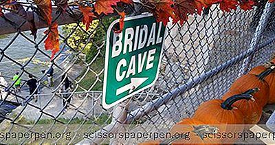 Meilleures Grottes Du Missouri: Grotte De Mariée