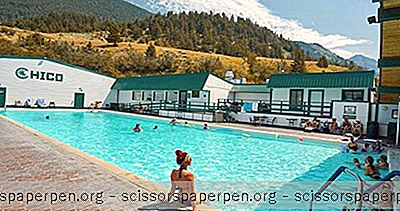Escapades De Week-End À Montana: Chico Hot Springs Resort & Day Spa