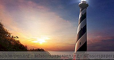 Nc Rzeczy Do Zrobienia: Cape Hatteras Light Station W Buxton
