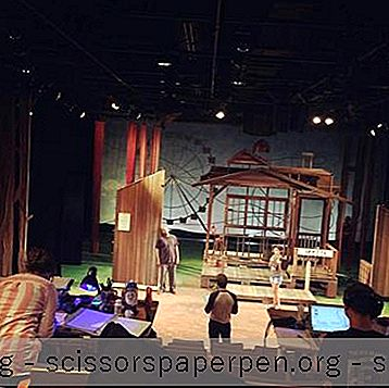 Peppercorn Theatre At Kaleideum In Winston-Salem, Nc
