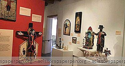 Tekemistä Santa Fessä: Espanjan Siirtomaa-Taiteen Museo