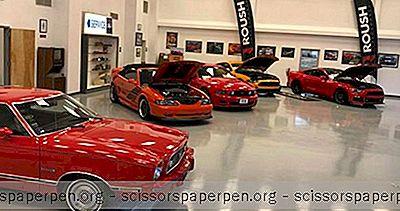Concord Zu Erledigen: Mustang Owner'S Museum