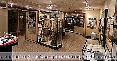 Choses À Faire À Fort Bragg, Caroline Du Nord: 82Nd Airborne Division War Memorial Museum