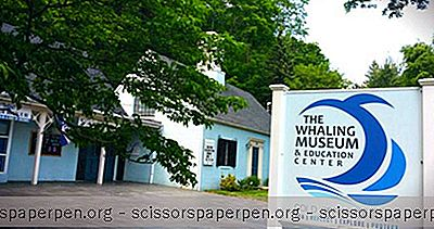 Meilleures Choses À Faire Sur Long Island: Cold Spring Harbor Whaling Museum