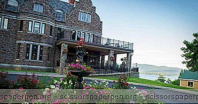 Gostionica U Erlowestu, Jezero George