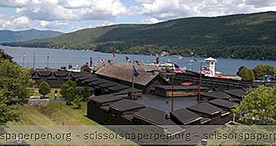 Ting Å Gjøre I Lake George, Ny: Fort William Henry Museum