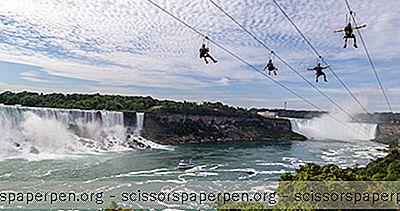 Zip Line Niagara Falls