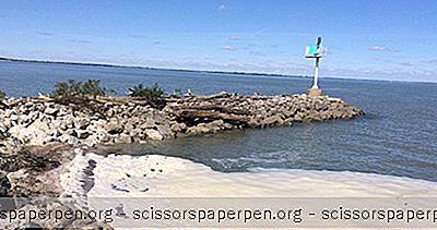 6 Καλύτερη Λίμνη Erie, Οχάιο Παραλίες
