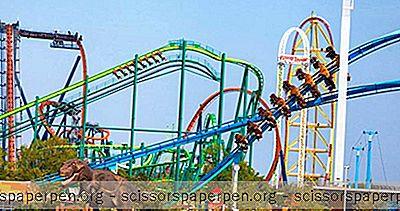 Unterhaltsame Unternehmungen In Ohio: Cedar Point Amusement Park