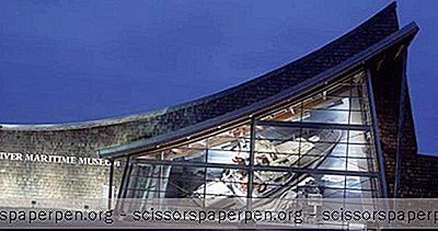 オレゴン州アストリアでやるべきこと:コロンビア川海洋博物館