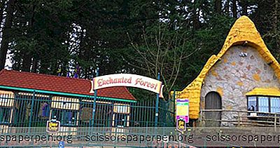 Aktivitäten In Salem, Oregon: Enchanted Forest