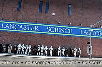 Lancaster Science Factory In Lancaster, Pennsylvania