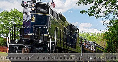 Τα Καλύτερα Ταξίδια Με Το Τρένο Της Πενσυλβάνια: Railroad Colebrookdale