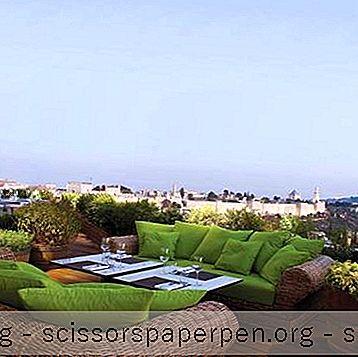 25 Nejlepší Jeruzalémské Hotely