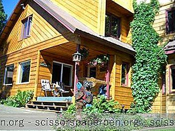 Parhaat Alaskan Lomakohteet: Northwoods Lodge