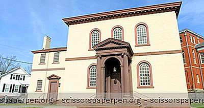 Choses À Faire À Newport, Rhode Island: Synagogue Touro
