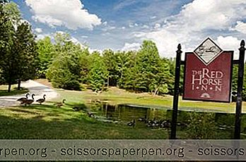 Bedste Romantiske Rejser I South Carolina: The Red Horse Inn In Landrum