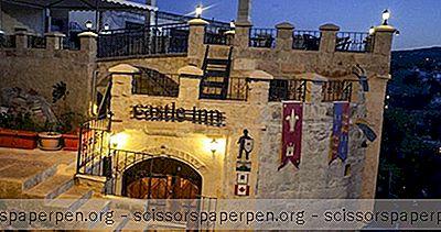 Schloss-Gasthaus Cappadocia, Die Türkei