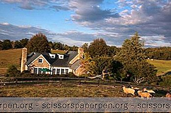 Ferien - Goodstone Inn & Restaurant, Ein Romantisches Wochenende In Virginia