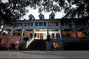 Greyfield Inn, Romantični Odmor Na Otoku Cumberland, Florida