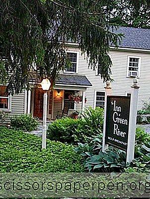 旅馆在绿河在Berkshires