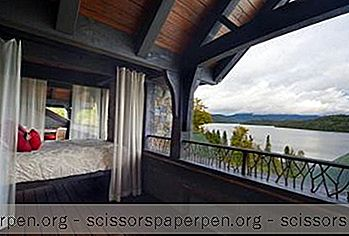 Ferien - Lake Placid Lodge, Ein Romantischer Seeurlaub In New York