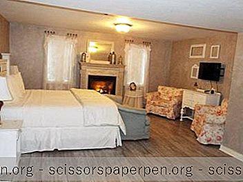 Escapades Romantiques Dans Le Centre Du Vermont: Le Vermont Inn Dans Les Montagnes Vertes