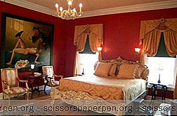 Escapades Romantiques À Nj: The Southern Mansion, Une Escapade Romantique À Cape May