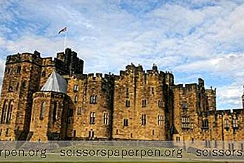 Ting At Gøre I England: Alnwick Castle