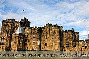 Što Treba Učiniti U Engleskoj: Dvorac Alnwick