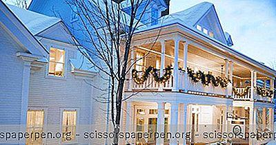 Viikonloppumatkat Nycistä: Pitcher Inn Vermontissa
