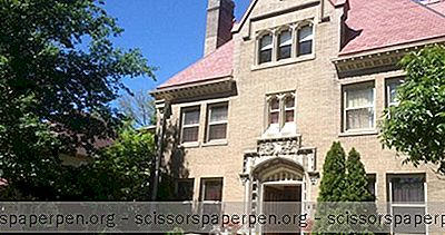 Romantische Kurzurlaube In Nebraska: The Cornerstone Mansion