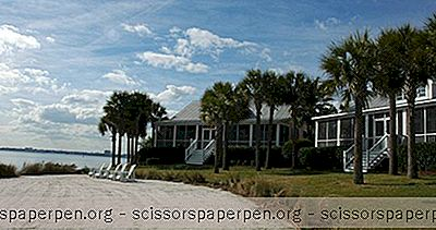 Romantische Kurzurlaube In Sc: Die Cottages Am Charleston Harbour