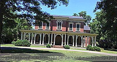 Estados Unidos - Murfreesboro, Tn Cosas Que Hacer: Oaklands Mansion